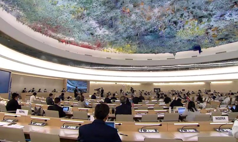 Chinese Mission to the UN urges the US to stop human rights violations