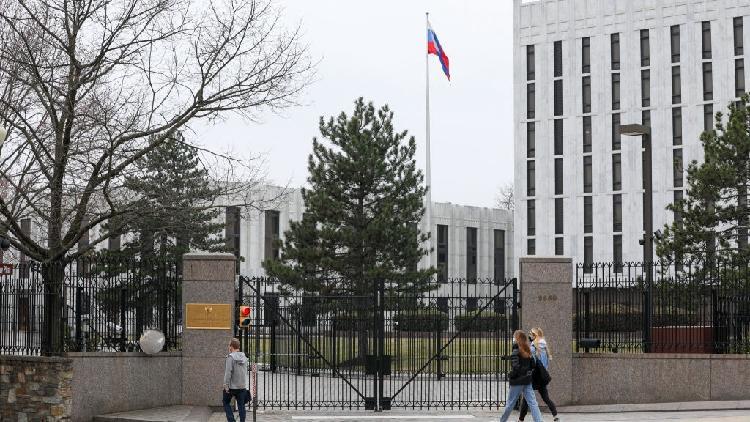Russia recalls ambassador to US after Biden calls Putin 'killer'