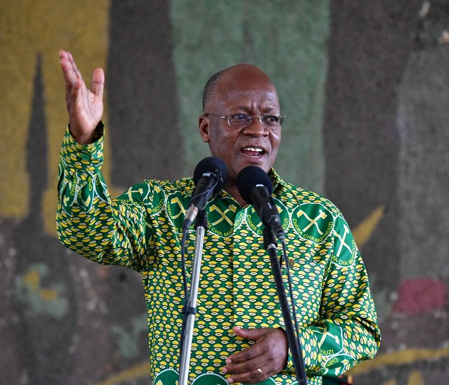 Tanzanian President John Magufuli dies aged 61