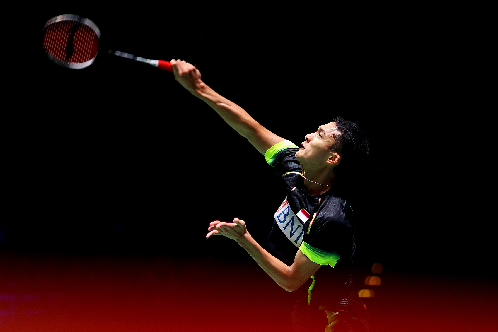 Indonesia badminton team out of All England after virus case on flight