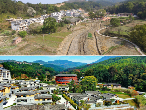 Huichang, then and now