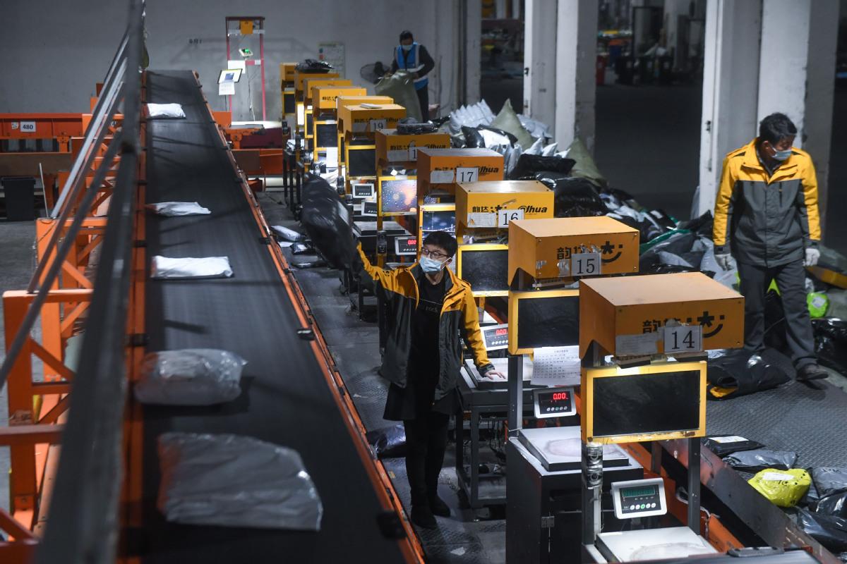 Zhejiang sees surging online retail sales in Jan-Feb