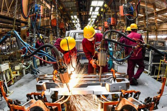 Innovation to drive China's development