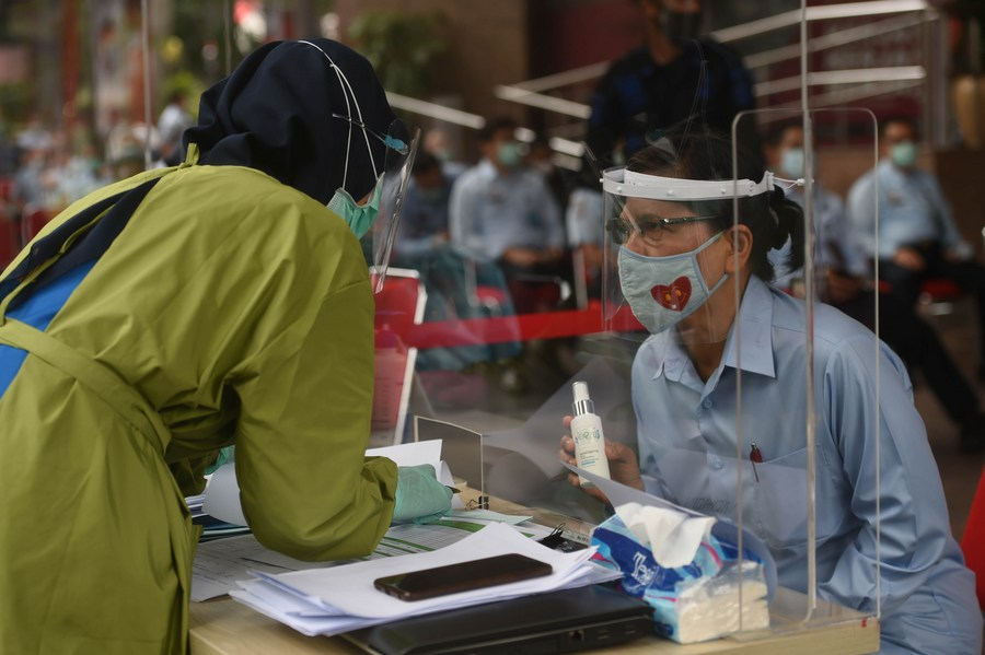 Surge in new COVID-19 cases ends downward trend of infection: WHO