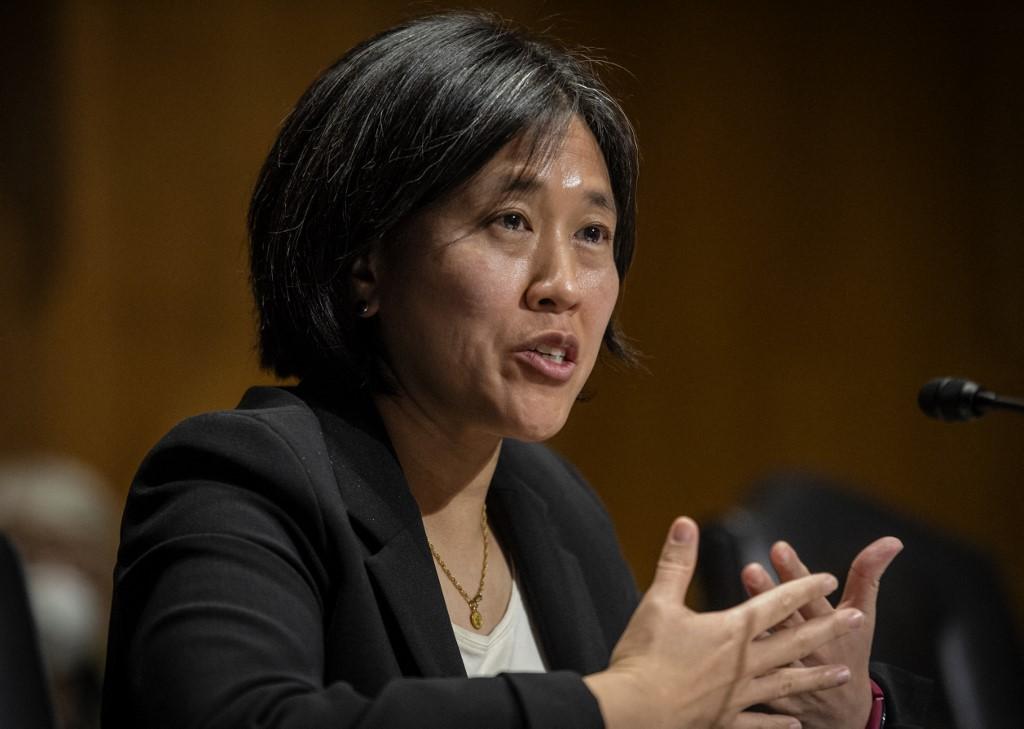 US Senate confirms Katherine Tai as top trade negotiator
