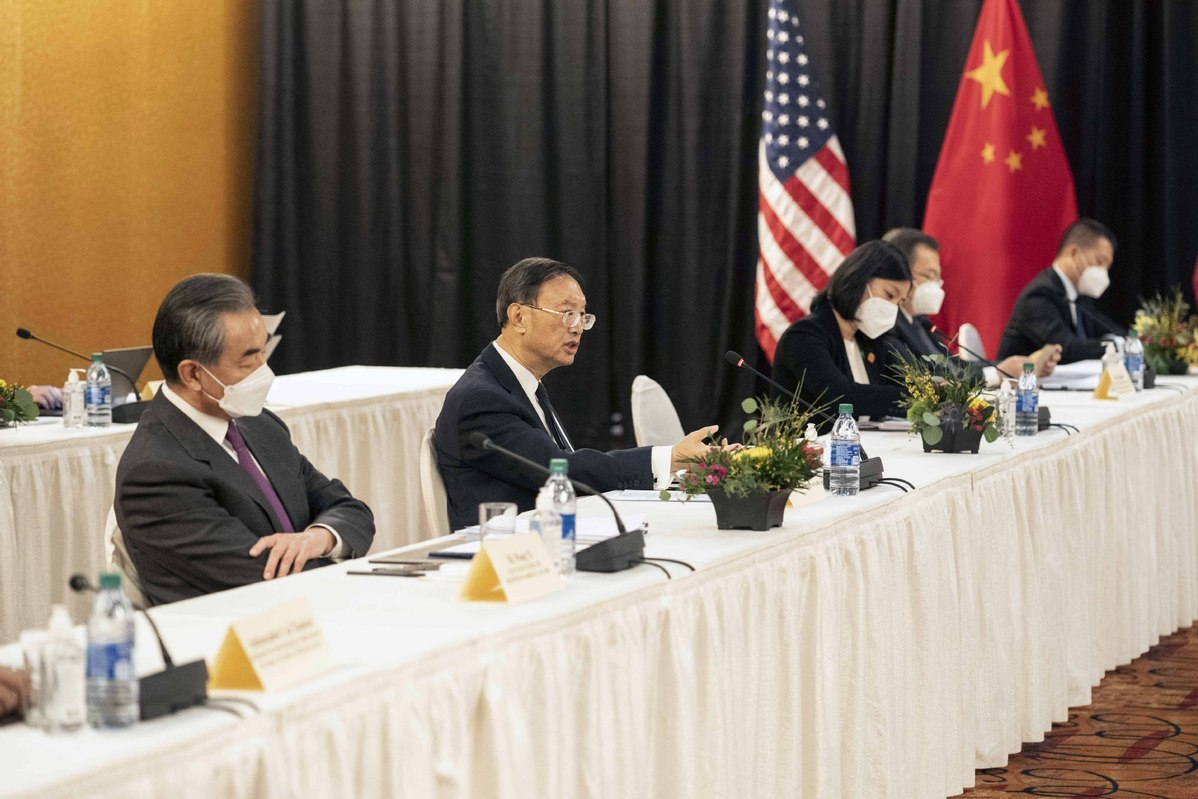 Senior Chinese official tells US to stop interference, avoid confrontation