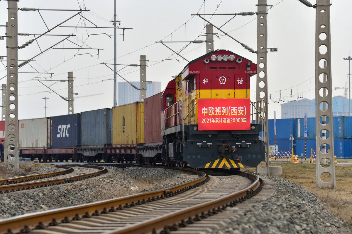 China remains EU's largest trading partner in January: Eurostat