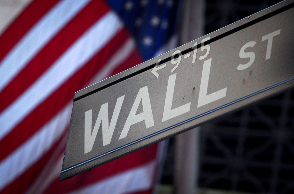 Wall St ends sharply lower, hit by bond yields and COVID-19 worries