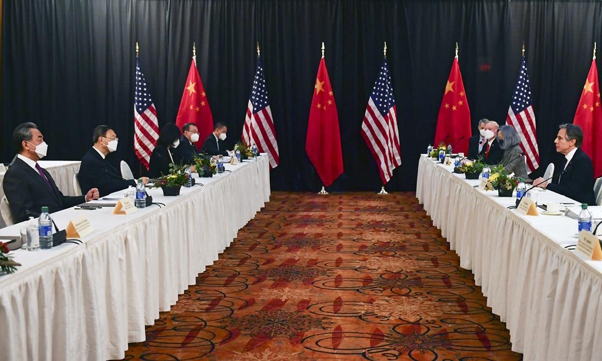 China-US Alaska dialogue 'could still be meaningful' despite tough opening