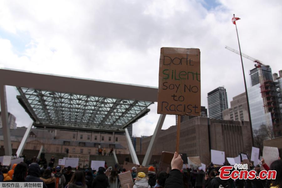 'Stop Asian Hate' rallies held across Canada