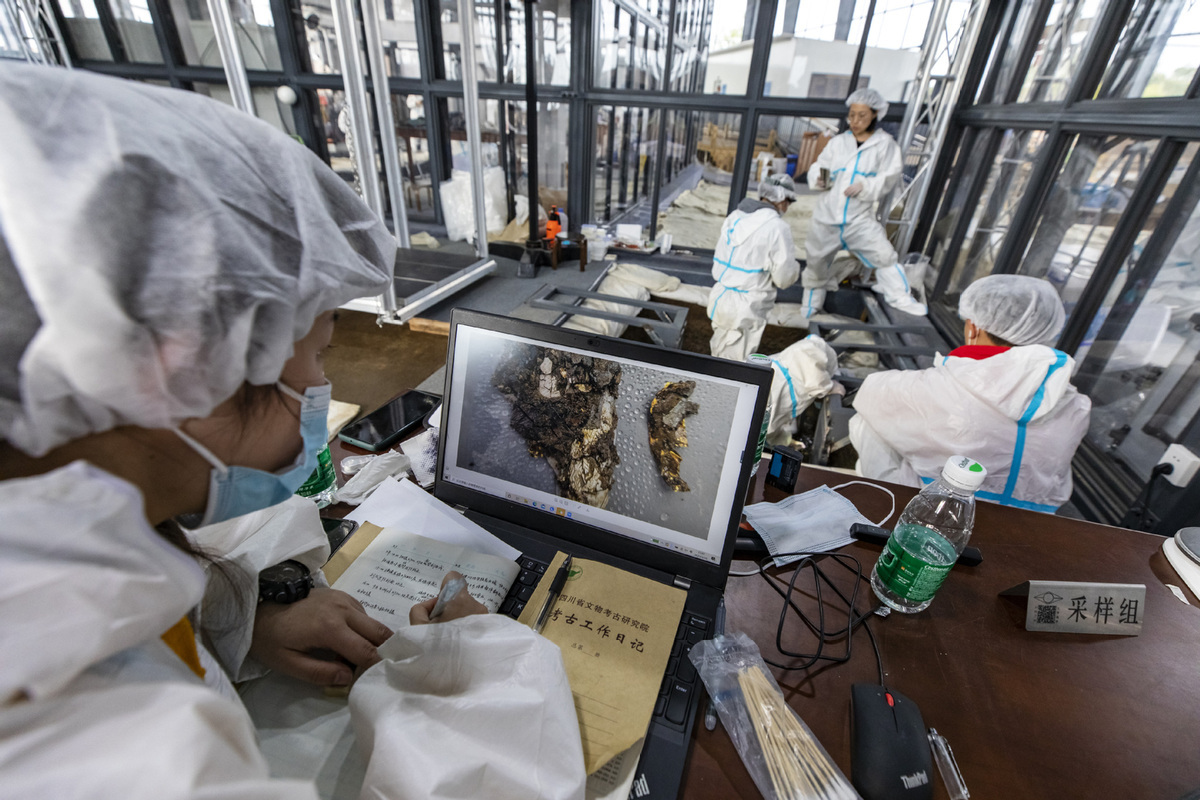 Museum showcases vital clues to past
