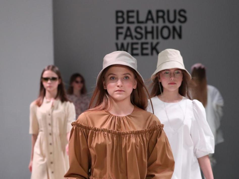 Highlights of Belarus Fashion Week