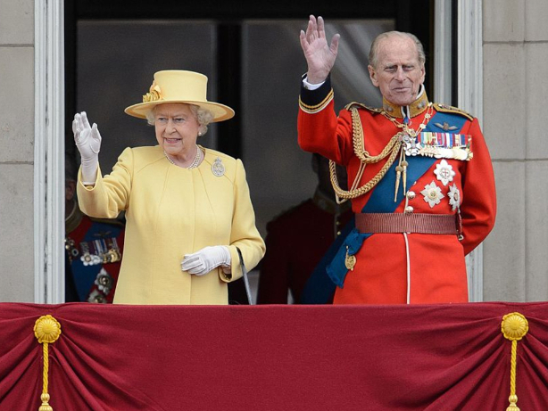Chinese president and wife send condolences over death of Britain's Prince Philip