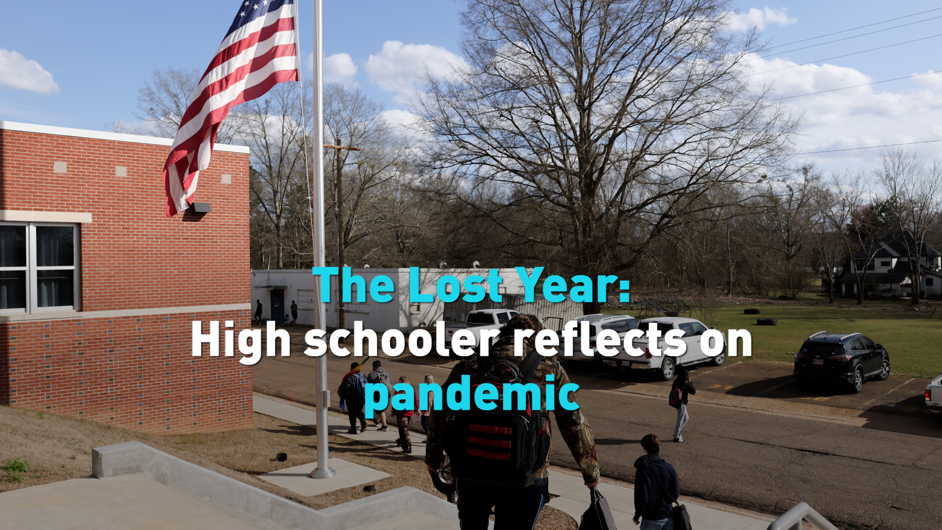 The Lost Year: Student reflects on pandemic's impact on senior year