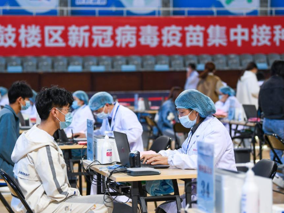 China's COVID-19 immune barrier requires 1 billion people to be vaccinated: CDC expert