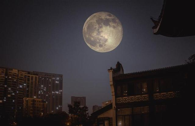 First supermoon of 2021 lights up skies around the globe