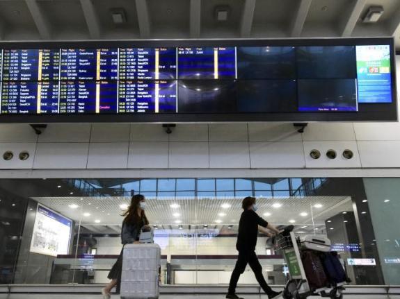 Quarantine-free return for Hongkongers in mainland begins