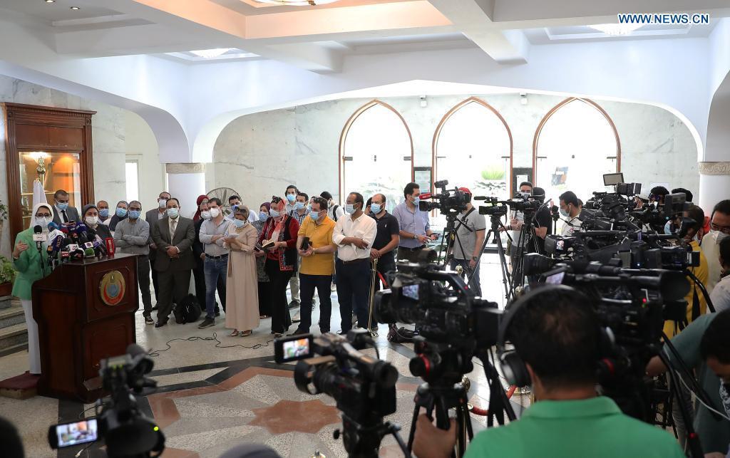 Egypt to produce China's Sinovac COVID-19 vaccine in June