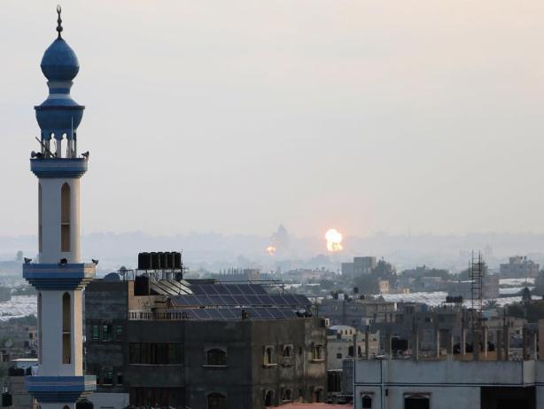 Israel, Hamas exchange attacks amid surging tensions