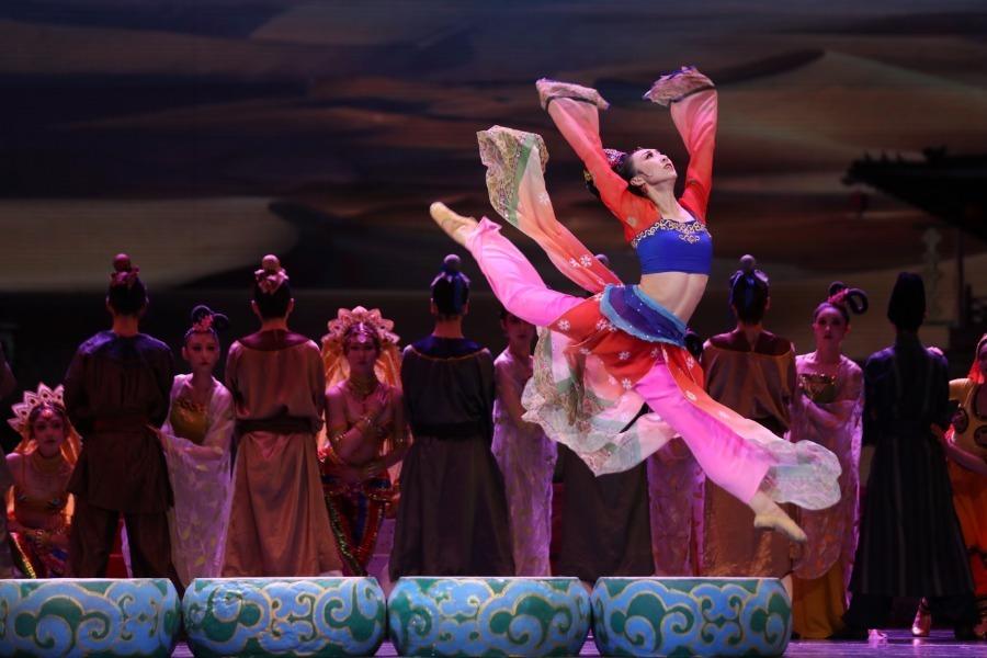 Classic dance drama astonishes audiences again