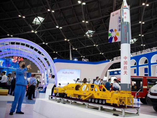 12th Expo Central China kicks off in Taiyuan