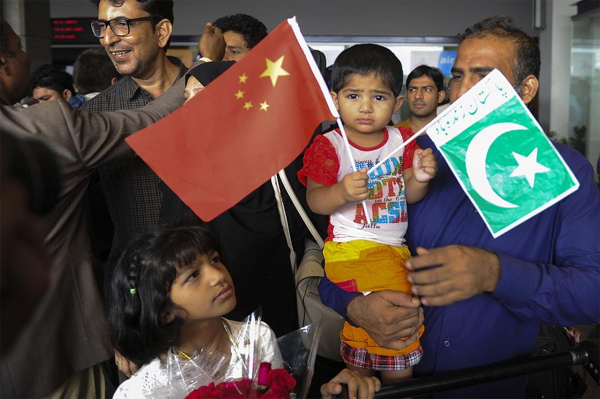 In pictures: seven decades of China-Pakistan friendship