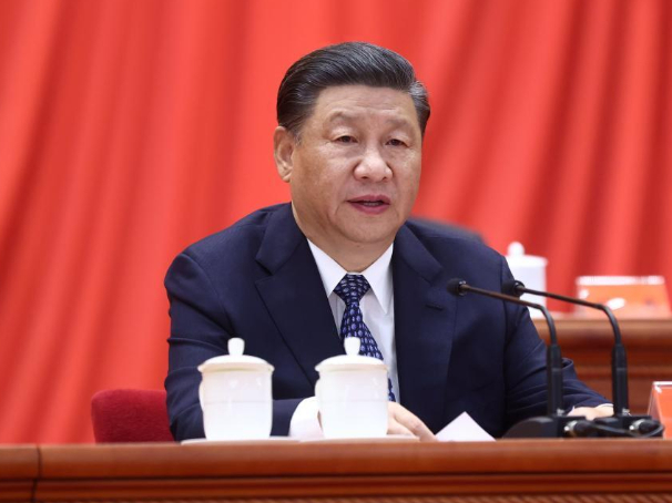 Xi stresses sci-tech self-strengthening at higher levels