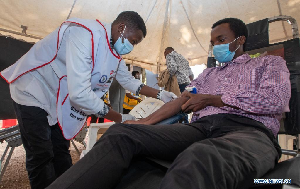 World Blood Donor Day marked in Nairobi