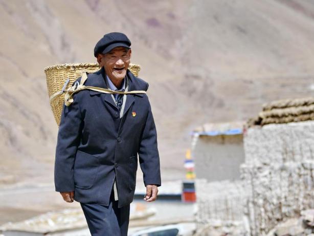 Former serf Migmar's new life in Tibet