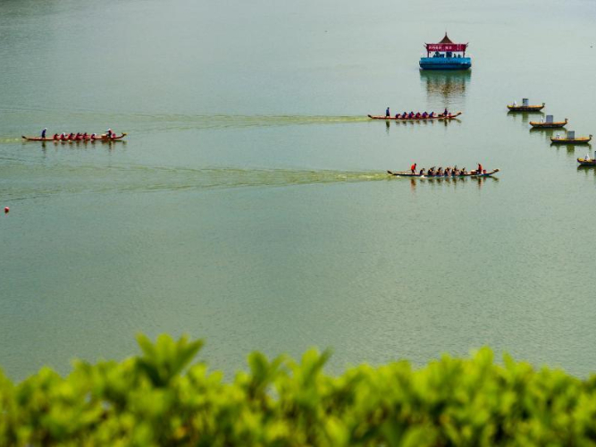 Dragon Boat Festival celebrated across China