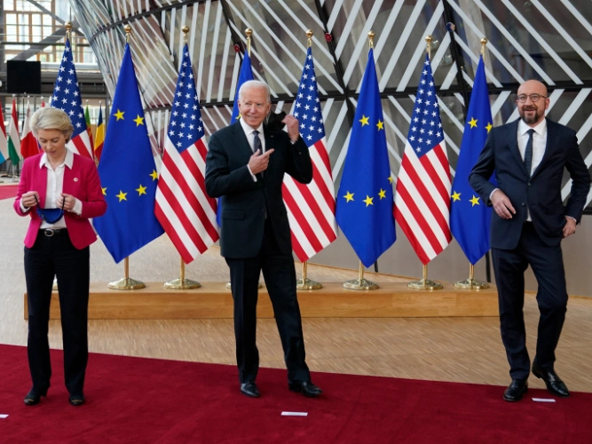 EU-US Summit Statement goes far beyond norm of bilateral relations: Chinese Mission to EU