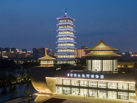 China Grand Canal Museum in Yangzhou ready to open