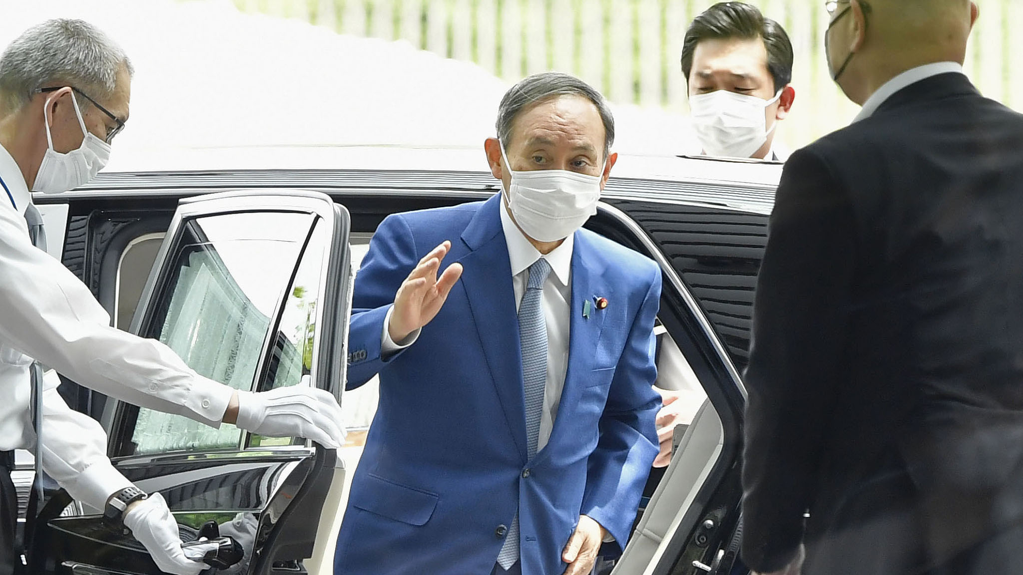 Japan's lower house votes down no-confidence motion against Suga Cabinet
