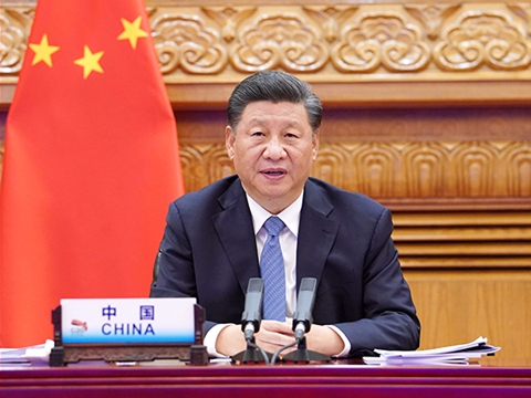 Xi Jinping's take on CPC's approach to engaging with world