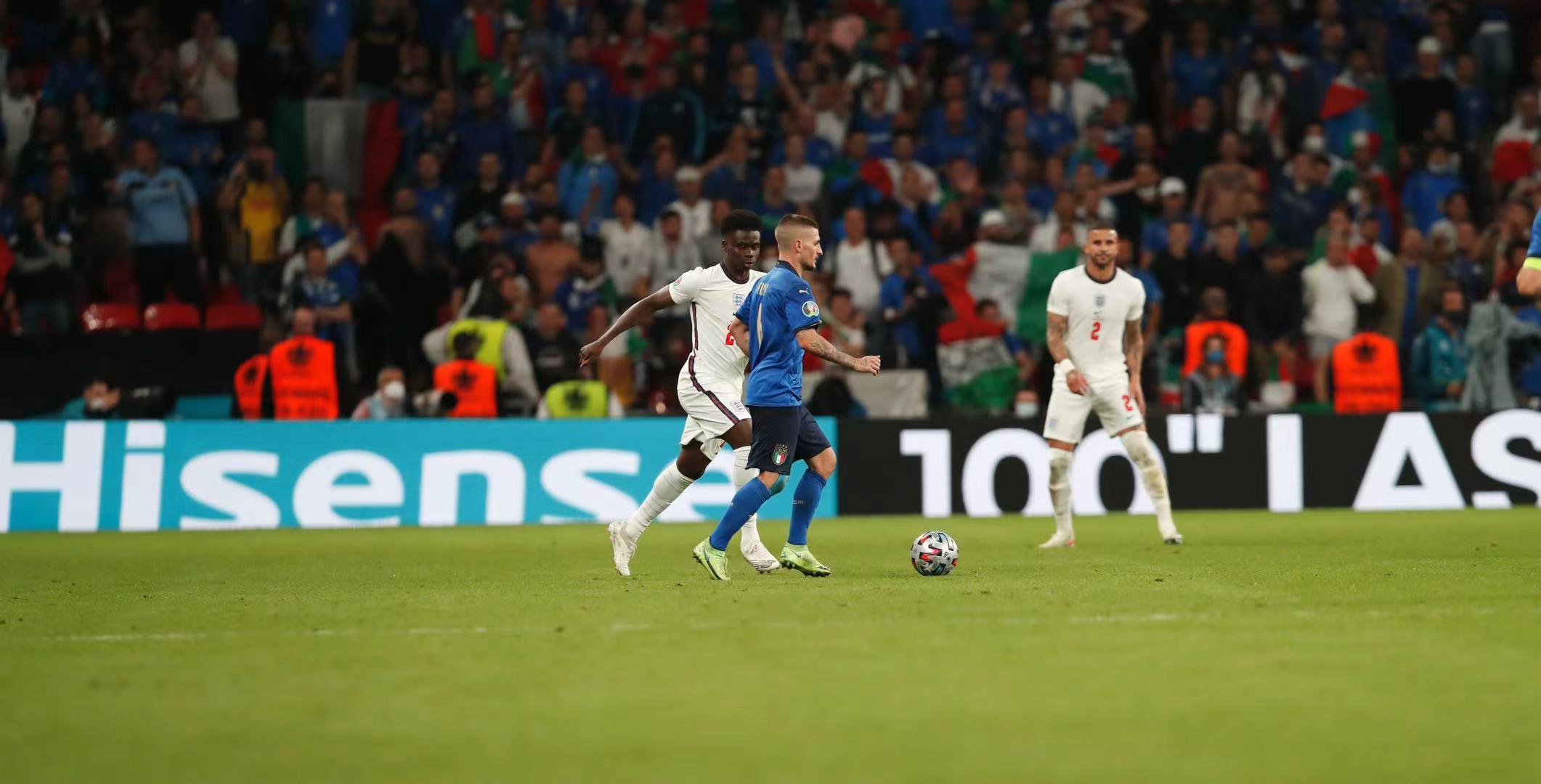 Chinese brands shine at Euro 2020