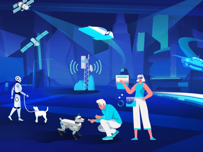AI to empower 6G network architecture: white paper