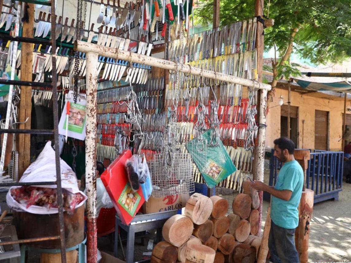 People prepare for upcoming Eid al-Adha