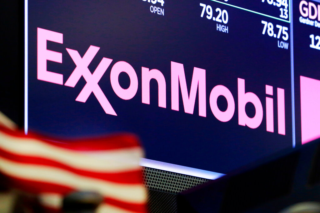 ExxonMobil reports $4.7 bn Q2 profit on higher oil prices