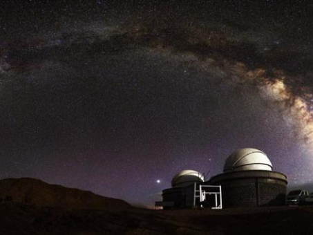 China identifies world-class astronomical observation site on Qinghai-Tibet Plateau