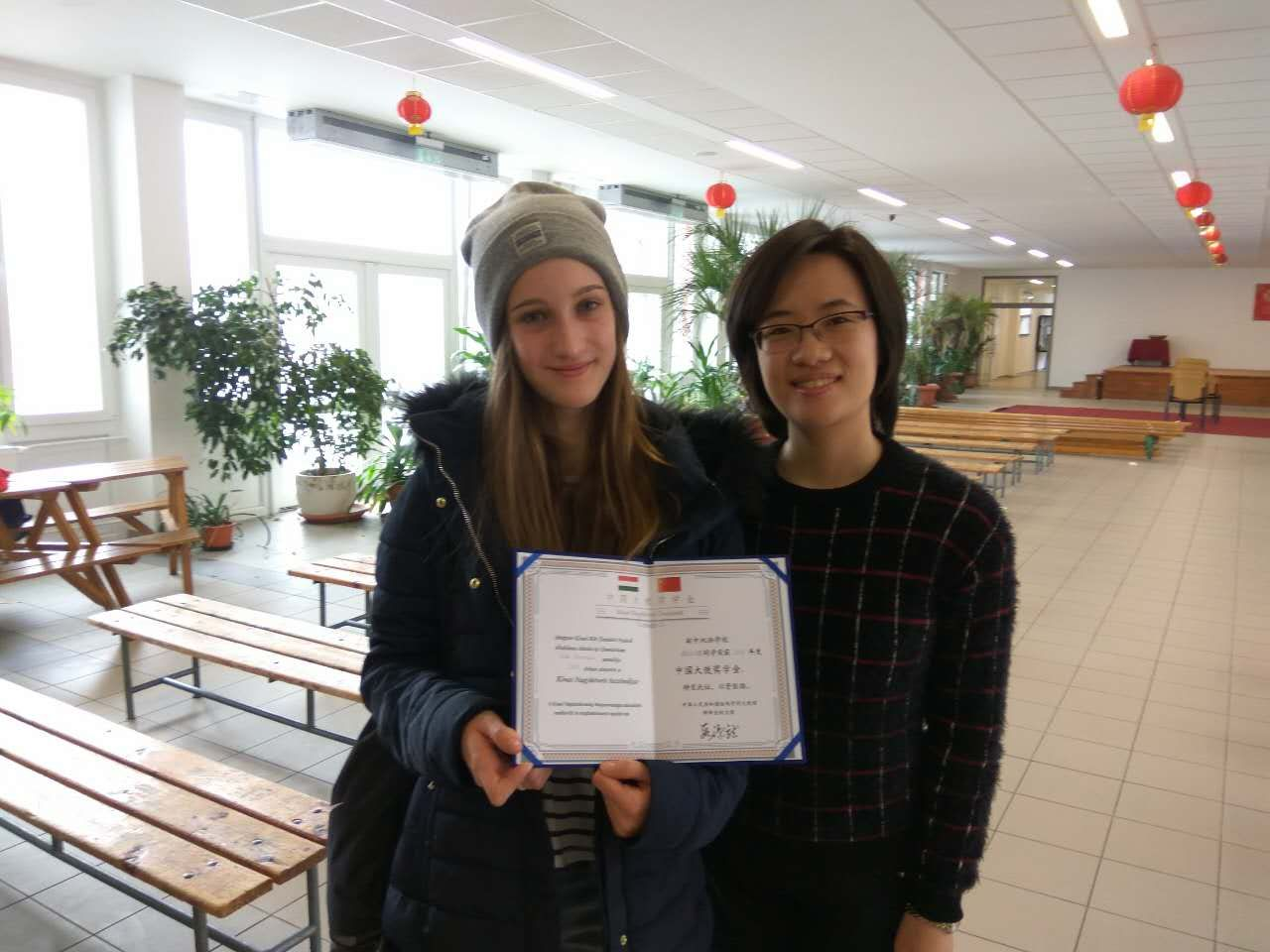 China, Hungary boost ties through education