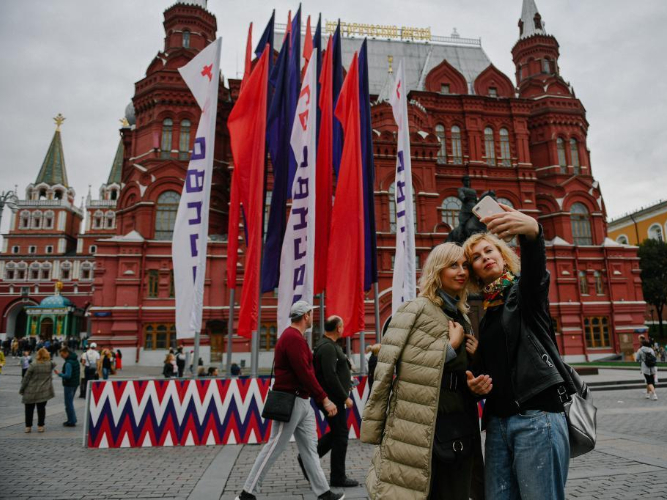 Moscow celebrates 874th anniversary to honor city's founding