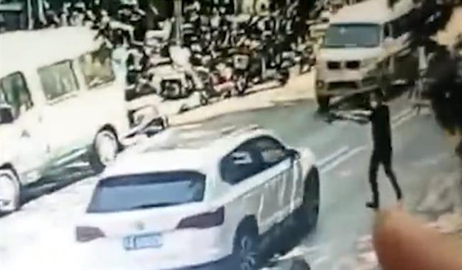 Lawyer in central China shot to death over legal dispute