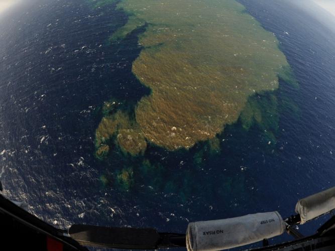 Alert raised over quake surge around Canaries volcano