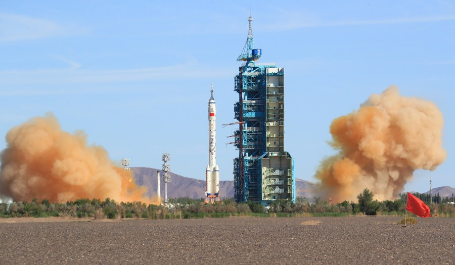 Shenzhou-12 manned spacecraft separates from China's Tianhe space station
