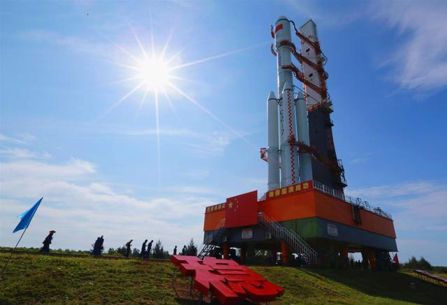 Tianzhou-3 cargo spacecraft prepares for launch