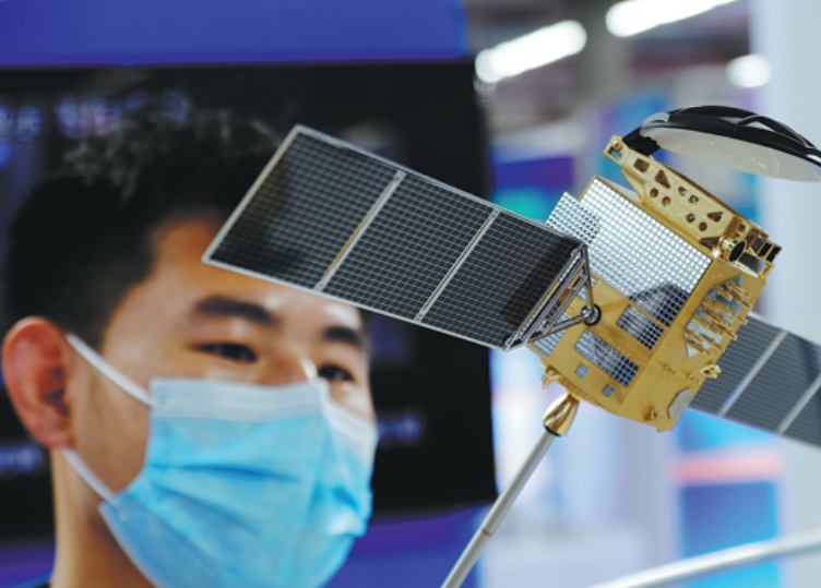 Astronomical rise in demand for satellite positioning services seen