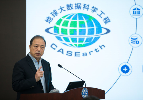 Chinese scientist wins International Science Council award