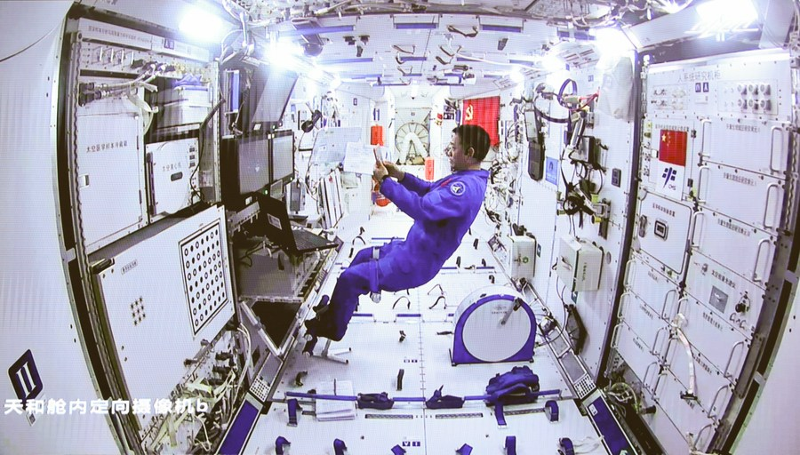 China welcomes foreign astronauts to space station flights