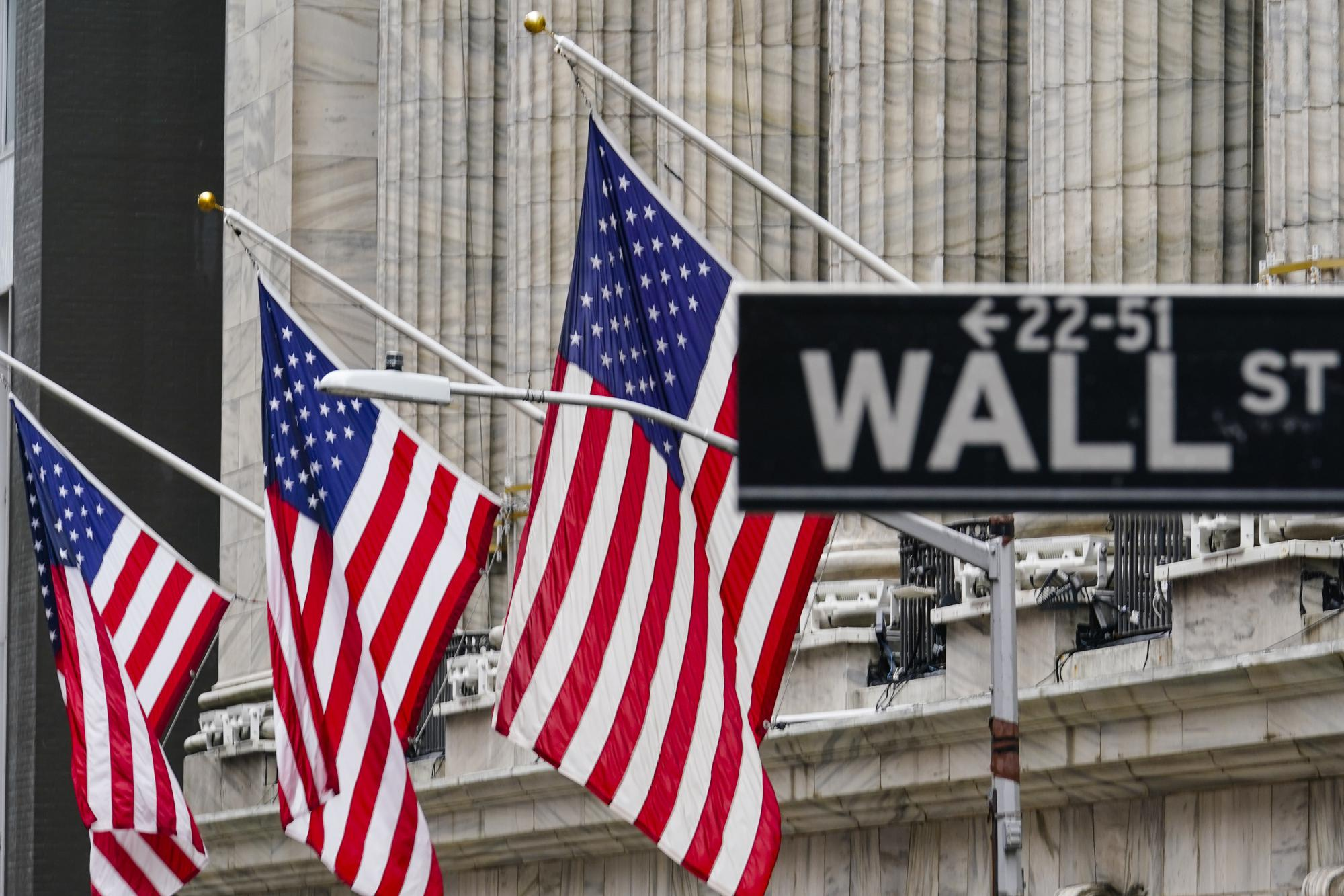 US stocks gain on mostly solid earnings