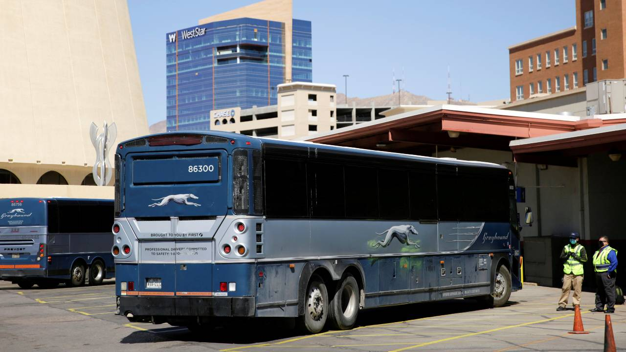 Germany's Flixbus buys US bus giant Greyhound